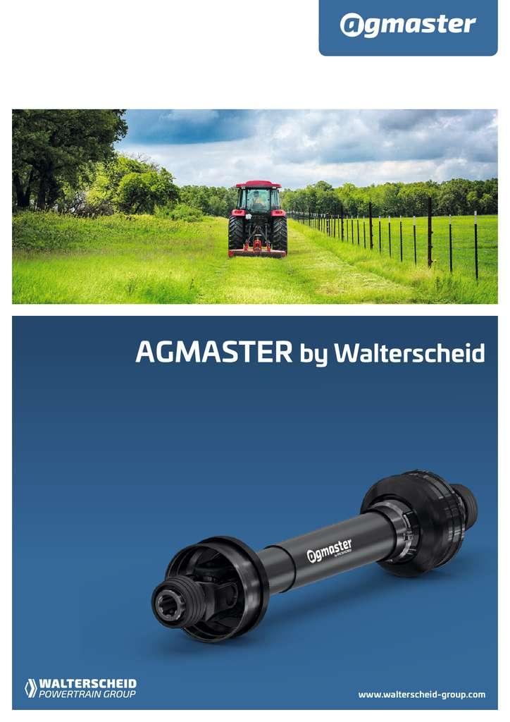 Walterscheid Agmaster-Broschüre