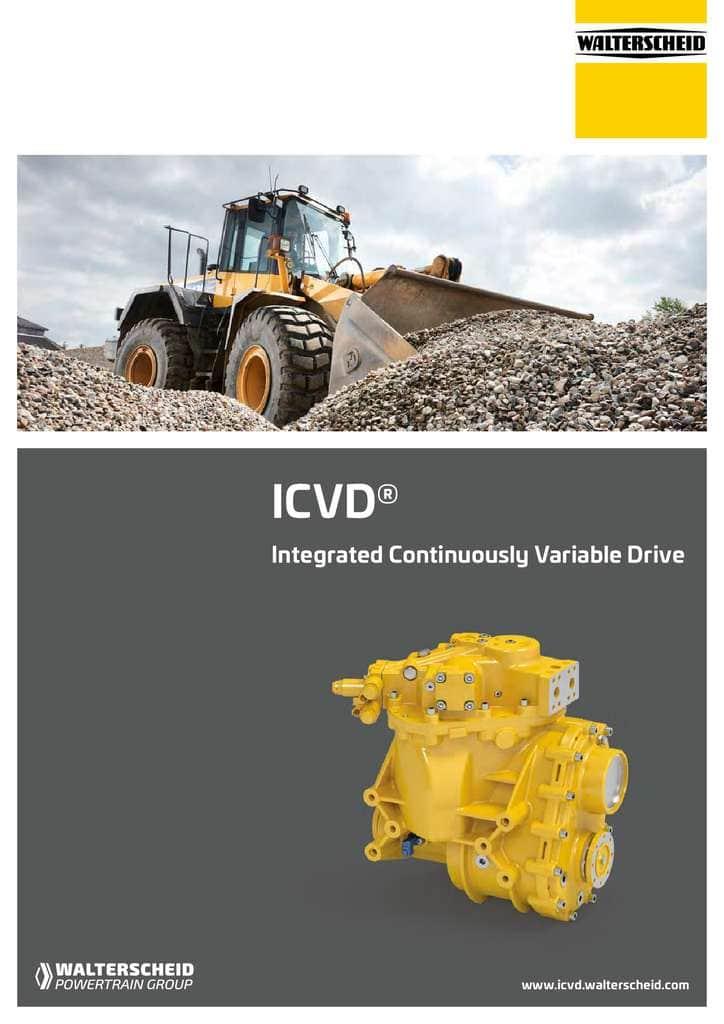 Walterscheid Technisches Handbuch ICVD