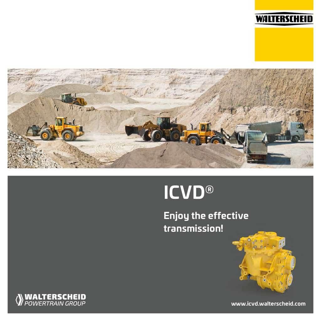 Walterscheid ICVD-Broschüre