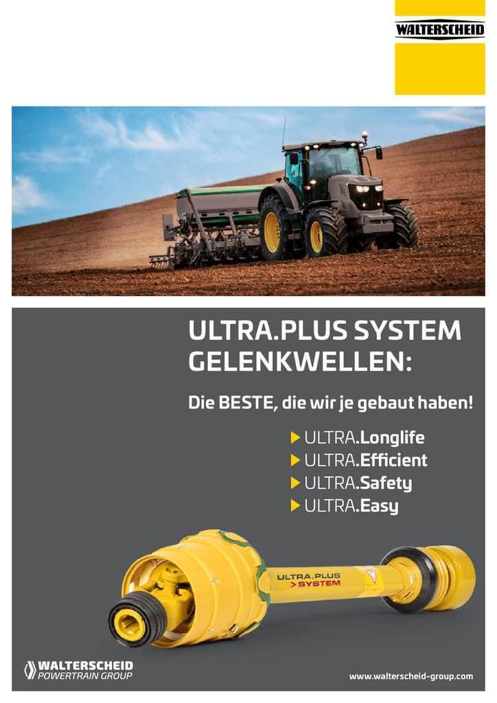 Walterscheid Broschüre ULTRA.PLUS