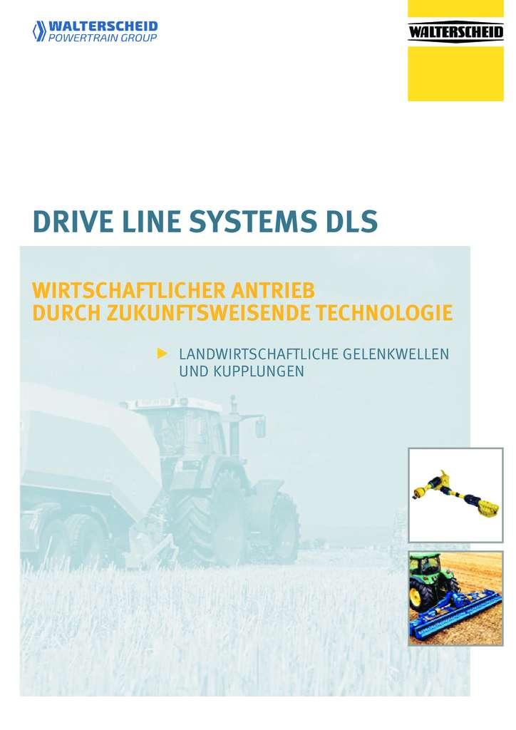 Walterscheid Drive Line Systems DLS